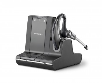 Plantronics Savi 730-M Over-the-Ear Wirelss Headset - Microsoft