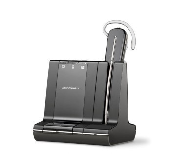 Plantronics Savi 740-M 3-in-1 Convertible Wireless Headset UC for Microsoft