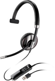 Plantronics Blackwire C710 Bluetooth USB Corded Monaural Headset