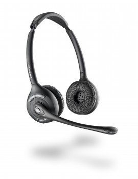 Plantronics CS520 Binaural DECT 6.0 Wireless Headset